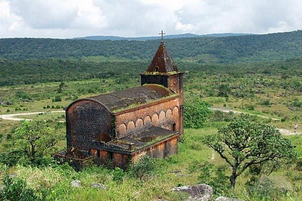 Kết quả hình ảnh cho Núi Bokor: