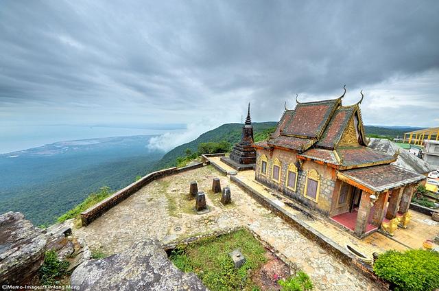 Bokor Moutain Flickr