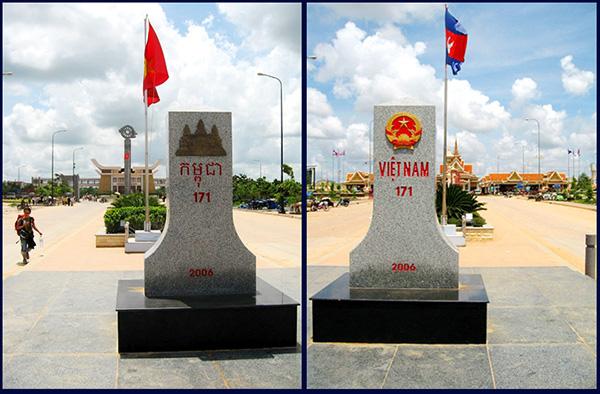Cau Khau Moc Bai Bavet