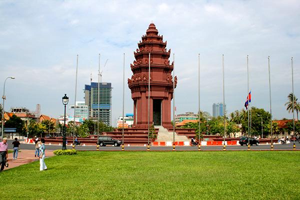 Quang Truong Doc Lap Campuchia