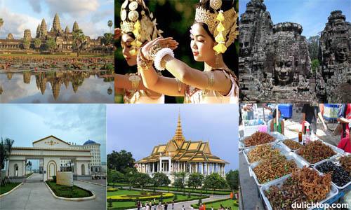 Du lịch Campuchia - GSV Travel