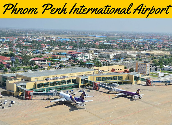 Phnom Penh International Airport 1